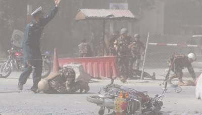 افغان دارالحکومت کابل میں دو دھماکے، 21 افراد ہلاک