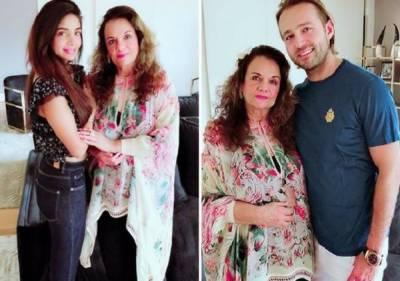 بالی ووڈ کی ماضی کی معروف اداکارہ ممتاز کےانتقال کی افواہیں،بیٹی کی تردید