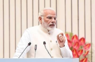 مودی سرکار نے بھارت کے تمام دیہاتوں کو بجلی فراہم کرنے کا دعویٰ کر دیا