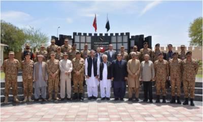 وزیراعظم، آرمی چیف کا دورہ میرانشاہ، فاٹا میں امن کو پاکستان کا امن قرار دیدیا