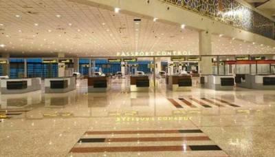 وزیراعظم نے نیو اسلام آباد انٹرنیشنل ایئر پورٹ کا افتتاح کر دیا