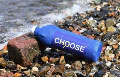 پانی میں گھل کر ختم ہونے والی بوتل تیار کرلی گئی