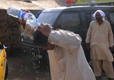 کراچی میں آج پارہ 41 ڈگری تک پہنچنے کی پیشگوئی