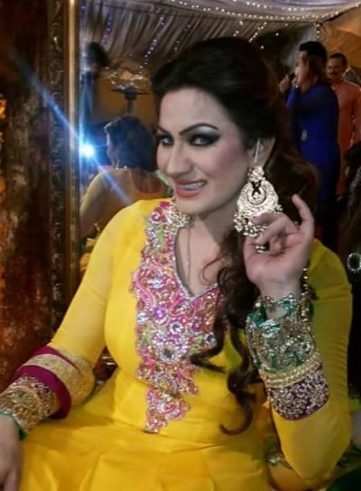ضابطہ اخلاق کی خلاف ورزی،سٹیج اداکارہ صائمہ خان پر تاحکم ثانی پابندی عائد کردی گئی