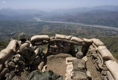 جنوبی وزیرستان میں فوج کی چیک پوسٹیں ایف سی کے سپرد کرنے کا سلسلہ شروع