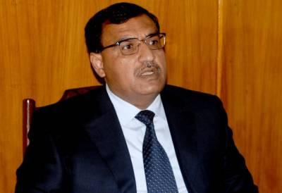 مظفر رانجھا نے الیکشن میں (ن) لیگ کو فوجی معاونت کا الزام مسترد کر دیا