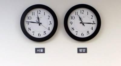 شمالی کوریا نے اپنا معیاری وقت جنوبی کوریا سے ملالیا