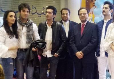 مقبول ہیروز جاوید شیخ، ندیم اور شاہد پہلی بار نئی فلم میں ایک ساتھ جلوہ گر ہوں گے