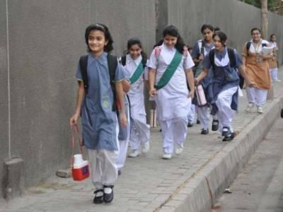 سندھ میں موسم گرما کی تعطیلات قبل از وقت کرنے کی سفارش کردی گئی