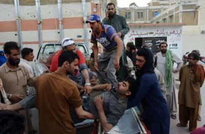 کوئٹہ میں کوئلے کی کان بیٹھنے سے جاں بحق مزدوروں کی تعداد 23 تک جا پہنچی