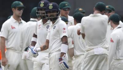 'بہادر' بھارت آسٹریلیا میں ڈے اینڈ نائٹ ٹیسٹ میچ کھیلنے سے ڈر گیا