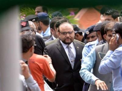 پاناما جے آئی ٹی کے سربراہ واجد ضیاء 10 مئی کو طلب