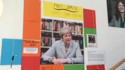 آکسفورڈ یونیورسٹی سے برطانوی وزیراعظم ٹیرزامے کی تصویر ہٹا دی گئی