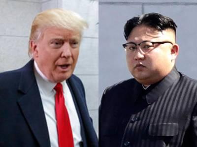شمالی کوریا کے سربراہ سے ملاقات 12 جون کوہوگی:ڈونلڈ ٹرمپ