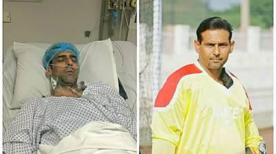 ہاکی ٹیم کے سابق کپتان اولمپین منصور احمد کی طبیعت پھر بگڑ گئی