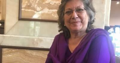 نامور شاعر فیض احمد فیض کی صاحبزادی منیزہ ہاشمی کو بھارت نے ڈی پورٹ کردیا