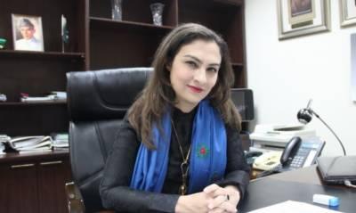 ماروی میمن نے چودھری نثار کے بیان کی حمایت کر دی