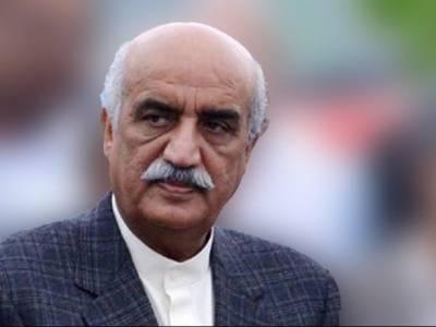 نواز شریف کے بیان پر حکومت پارلیمنٹ میں وضاحت دے، خورشید شاہ