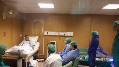 میڈیکل بورڈ کا احسن اقبال کو ہسپتال سے ڈسچارج کرنے کا فیصلہ