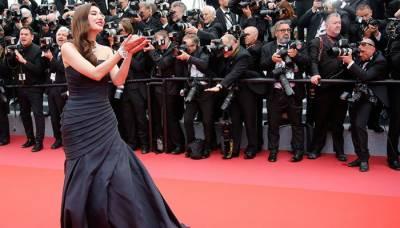 اداکارہ ماہر ہ خان کے کانز فیسٹیول کے ریڈ کارپٹ پر جلوے،تصاویر نے دھوم مچادی