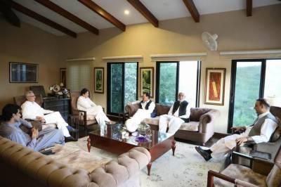 فیصل آباد سے ن لیگی سیاسی خاندان ساہی برادران پی ٹی آئی میں شامل