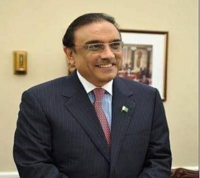 آصف زرداری نے نگران وزیر اعظم کیلئے فاٹا کے انجنئیر شوکت اللہ کا نام تجویز کر دیا