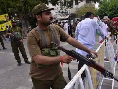 لاہور میں خودکش بمبار داخل،حساس اداروں نے سکیورٹی الرٹ جاری کردیا