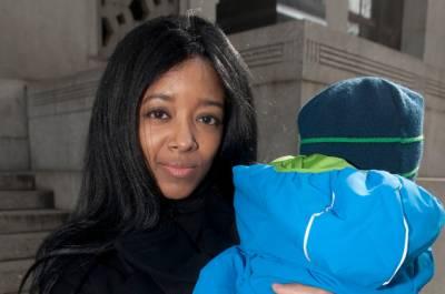 امریکی ماڈل سٹیفنی ایڈم نے اپنے 7 سالہ بیٹے کے ہمراہ ہوٹل کی 25 منزل سے کود کر خودکشی کرلی