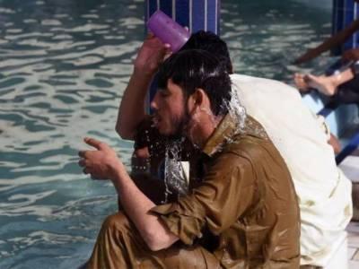 ملک کے بیشتر علاقوں میں شدید گرمی،آئندہ 24 گھنٹے میں موسم خشک اور گرم رہنے کی پیشگوئی