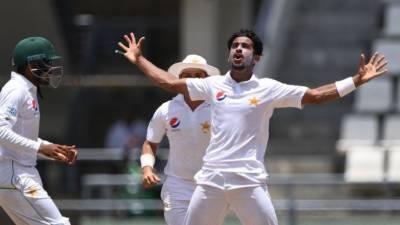 حسن علی انجری کا شکار،انگلینڈ کے خلاف پہلے ٹیسٹ میں شرکت مشکوک