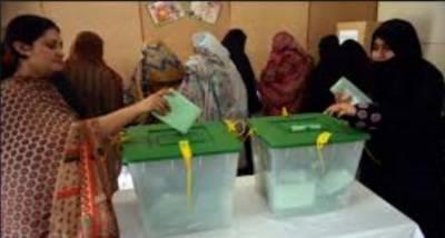 الیکشن کمیشن نے عام انتخابات کیلئے ووٹرز کی تفصیلات جاری کر دیں