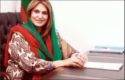 پی ٹی آئی کی بانی کارکن فوزیہ قصوری نے پارٹی کو خیر آباد کہہ دیا