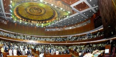 پارلیمانی تاریخ میں پہلی بار قومی اسمبلی میں حکومتی عدم موجودگی پر سپیکرنے وقفہ سوالات کو موخر کر دیا
