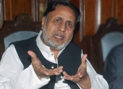 پنجاب میں نگران وزیراعلیٰ کا نام اگلی ملاقات میں فائنل کرلیا جائے گا: میاں محمود الرشید