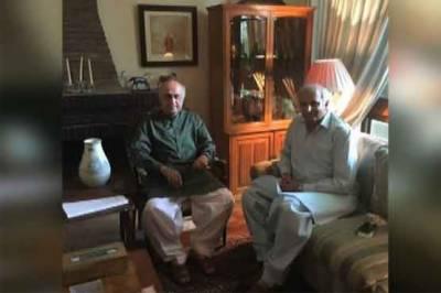 ن لیگ کے ایک اور رکن اسمبلی نے تحریک انصاف میں شمولیت اختیار کر لی