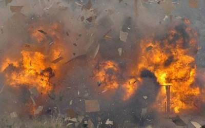 ڈیرہ مراد جمالی: مین بازار میں بم دھماکا، متعدد افراد زخمی