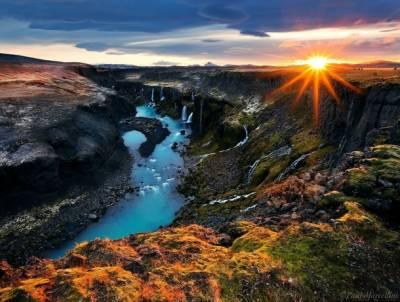 دنیا میں طویل ترین روزہ آئس لینڈ میں