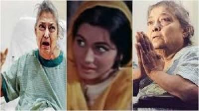 بالی ووڈ کی نامور اداکارہ گیتا کپور57 برس کی عمر میں انتقال کرگئیں