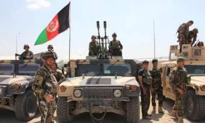افغان فورسز کے ہاتھوں غلطی سے 9 افراد ہلاک