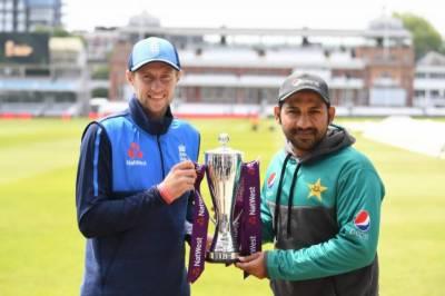 انگلینڈ کا پاکستان کیخلاف دوسرے اور آخری ٹیسٹ کیلئے سکواڈ کا اعلان