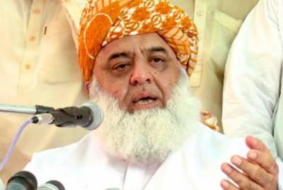 مقامی لوگوں کے تحفظات دور کئے بغیر فاٹا بل پاس کردیا گیا: مولانا فضل الرحمان