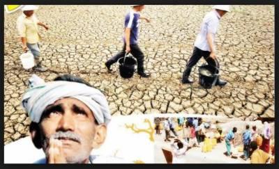 افغانستان میں خشک سالی سے فصلوں کو شدید نقصان کا خدشہ
