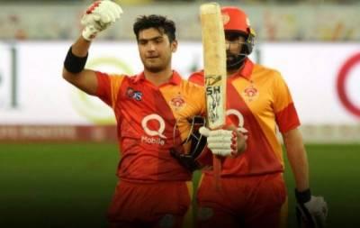نوجوان پاکستانی کرکٹر حسین طلعت کا کیریبیئن پریمیئر لیگ سے معاہدہ