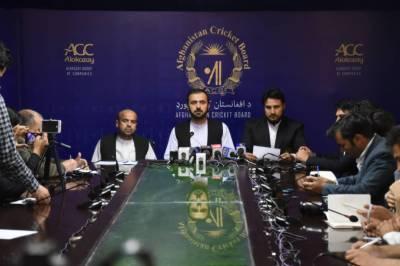 افغانستان نے بھارت کیخلاف واحد ٹیسٹ میچ کیلئے اسکواڈ کا اعلان کر دیا