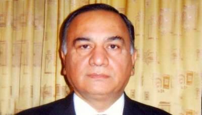 ناصر سعید کھوسہ کی نگران وزیراعلیٰ پنجاب بننے سے معذرت