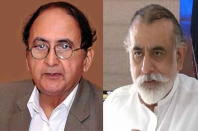 نگران وزیراعلیٰ پنجاب، پی ٹی آئی نے حسن عسکری، ناصر درانی کے نام کی تجویز دیدی