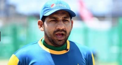 کلب کرکٹ کی ٹیم کا خاتمہ ، سرفراز احمد مایوس ہوگئے