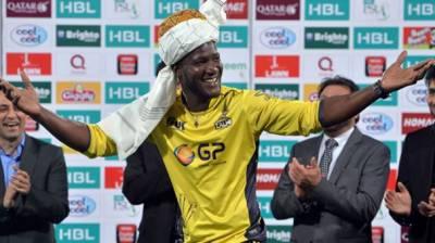 ڈیرن سیمی نے ایک مرتبہ پھر پاکستانیوں کے دل جیت لیے