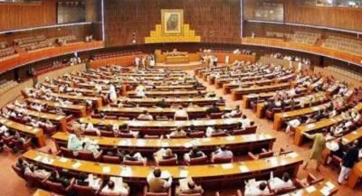 قومی اسمبلی کا اختتامی اجلاس، اراکین کا 5 سال کی کامیابیوں اور ناکامیوں پر اظہار خیال