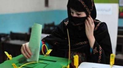 عام انتخابات میں خیبر پختونخوا کے 7ہزار پولنگ سٹیشنز حساس قرار